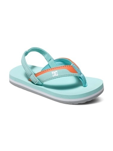DC DC Girls Toddler Grommet Sandal
