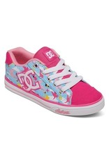 DC DC Girls Youth Chelsea Graffik Shoe