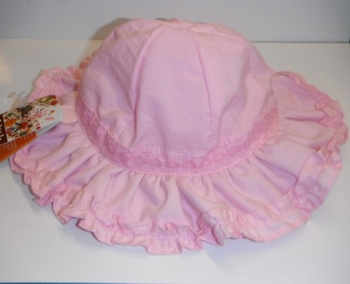 Calikids Calikids Girls Summer Hat with Bow