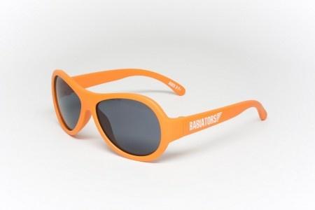 Babiators Babiator Original Sunglasses OMG! Orange sz 0-3yrs