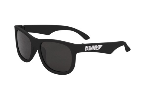 Babiators Babiators Navigator Sunglasses Black 0-2yrs
