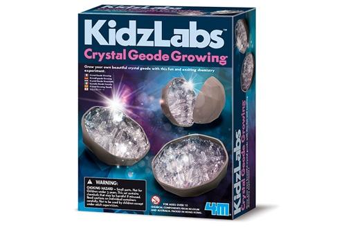 4M 4M Crystal Geode Growing