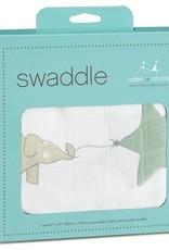 Aden & Anais Aden & Anais Up,Up & Away Classic Single Swaddle