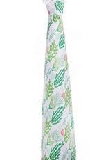 Aden & Anais Aden & Anais Cactus Blooms Classic Single Swaddle