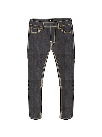 DC DC Boys Worker Slim Jeans