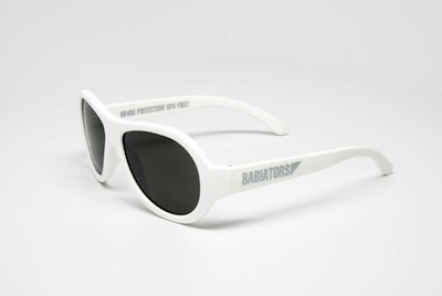 Babiators Babiators Original Sunglasses Wicked White sz 0-3yrs
