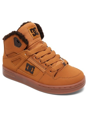 DC DC Boys Rebound Winter Shoe