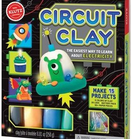 Klutz CR-KZ-CIRCUIT CLAY