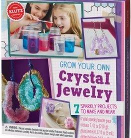Klutz CR-KZ-Crystal Jewelry