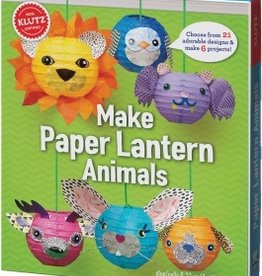 Klutz CR-KZ-Make Paper Lantern Animals