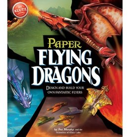 Klutz CR-KZ-Paper Flying Dragons