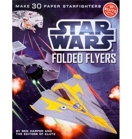 Klutz CR-KZ-Star Wars Folded Flyers