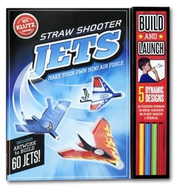 Klutz CR-KZ-Straw Shooter Jets