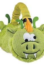 Bula Bula Kids Puppet Earmuffs Dragon