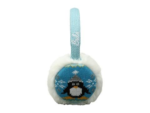 Bula Bula Kids Penguin Earmuff Azure