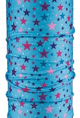 Bula Bula Kids MicroFibre Flex Tube Star Blue