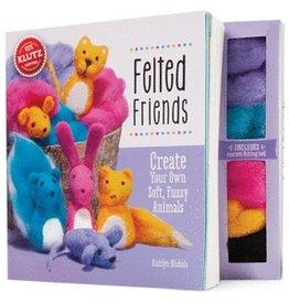 Klutz CR-KZ-Felted Friends