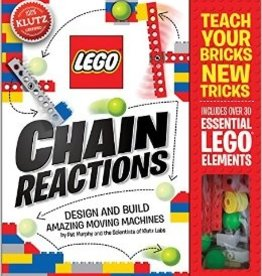 Klutz CR-KZ-Lego Chain Reactions