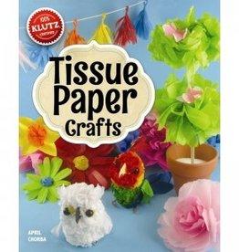 Klutz CR-KZ-Tissue Paper Crafts