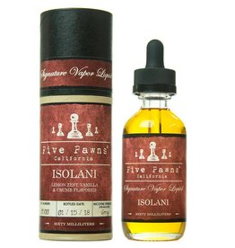Five Pawns Isolani By Five Pawns