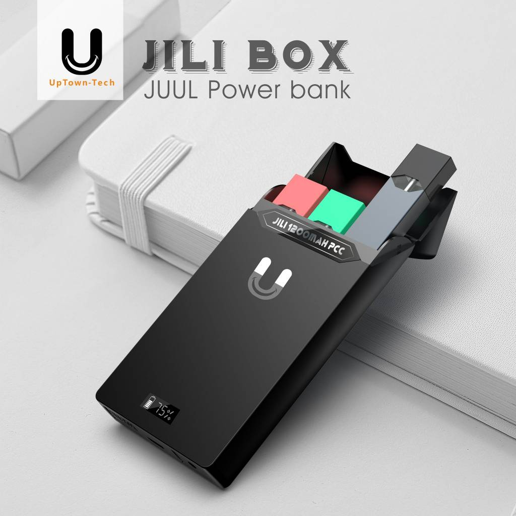 UpTown-Tech Jili Box 1200mAh PCC