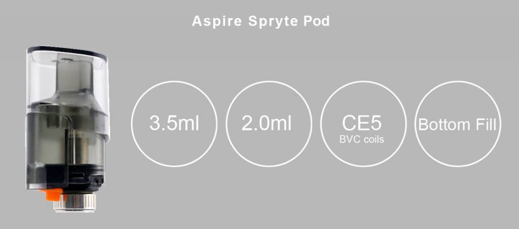 Aspire Aspire Spryte Starter Kit