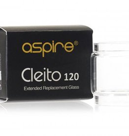 Aspire Aspire Cleito 120 Extended Replacement Glass