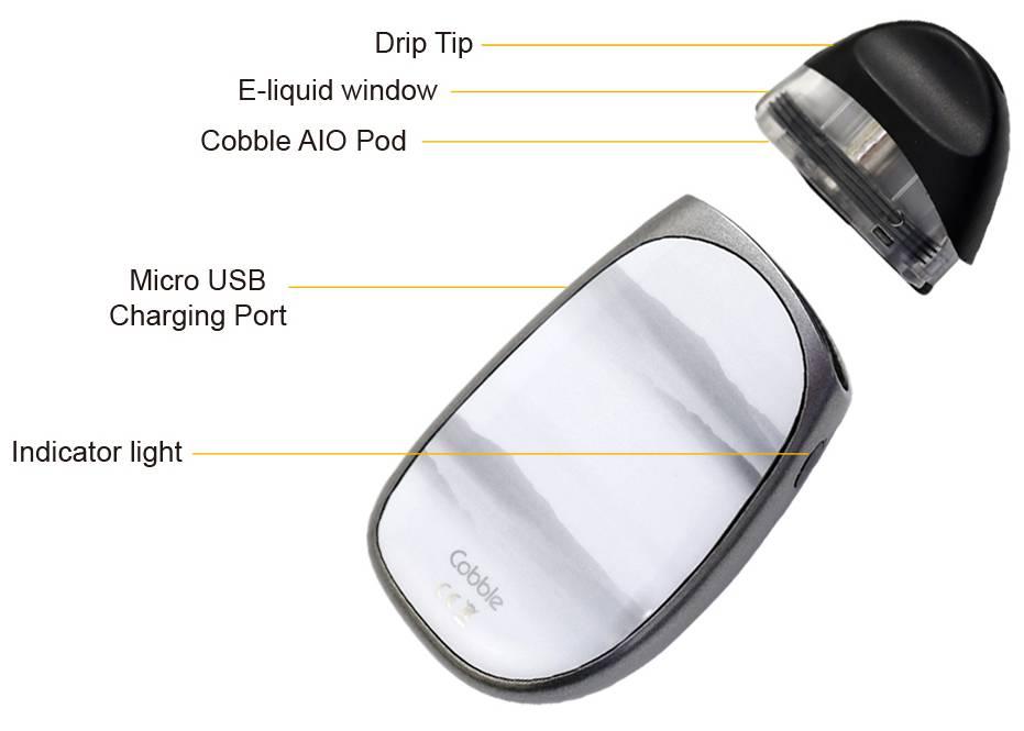 Aspire Aspire Cobble AIO Kit