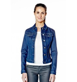 Yoga- Jacket in Classic Blue