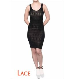 C'est Moi Lace Dress