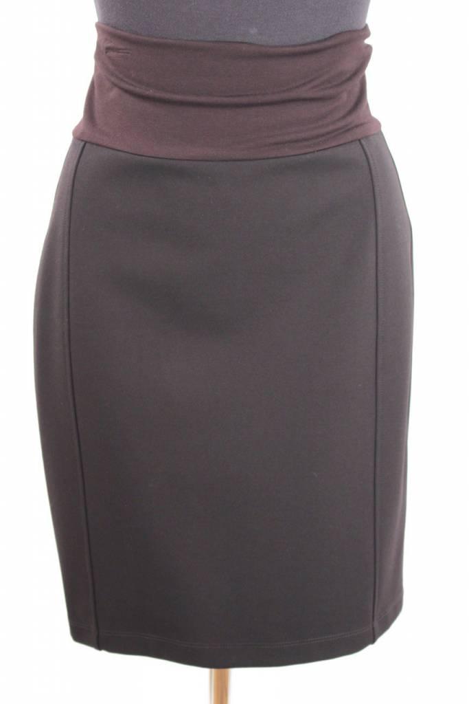 Lousje & Bean L&B- Ponte Mini Skirt