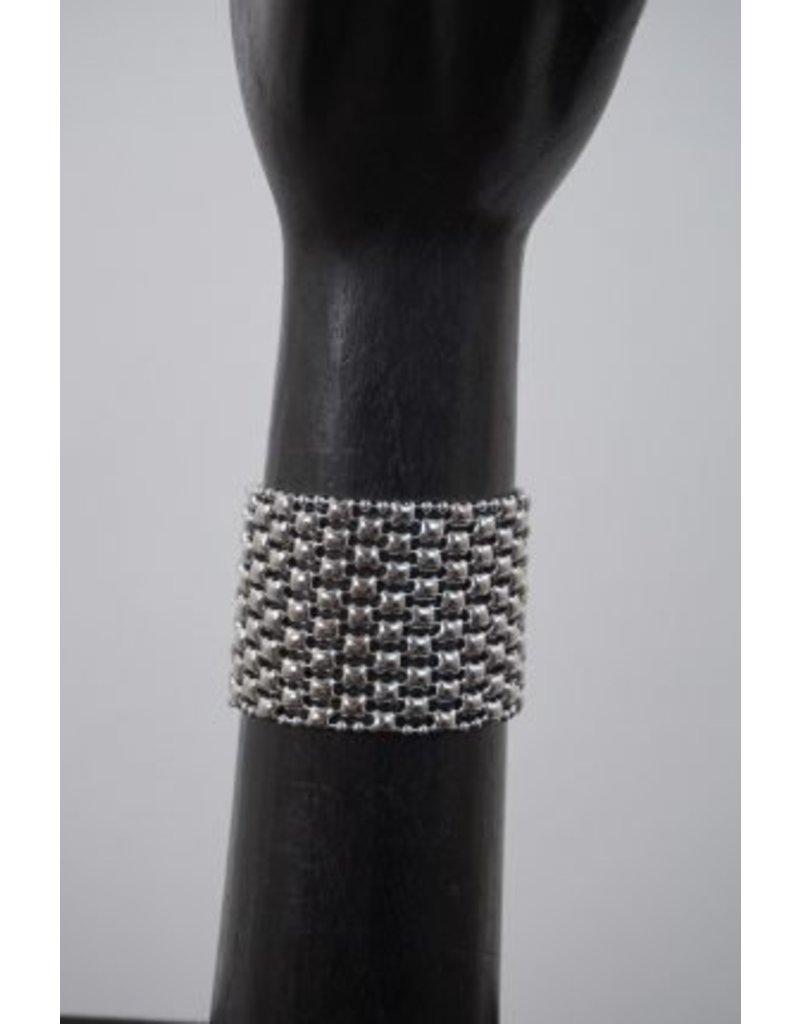 Liquid Metal- Bracelet Mila