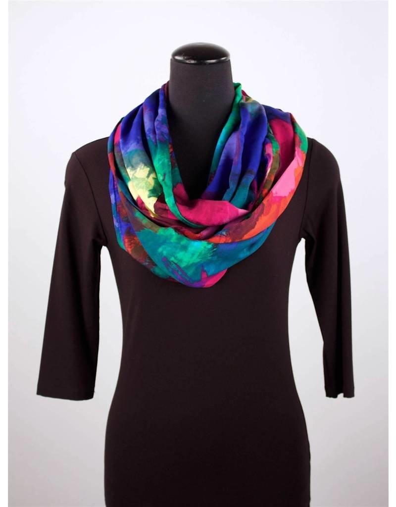 L&B- Multi infinity scarf