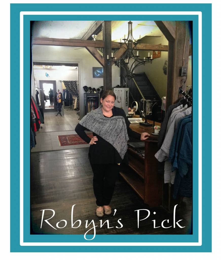 Robyn's Pick!