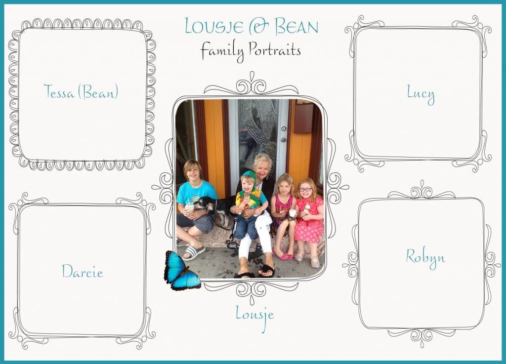 Family Portrait - Lousje