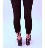 L&B- Crunch Legging Blk