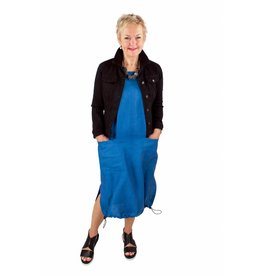 Yoga Jeans Jacket in Blk- sizes S&XL only