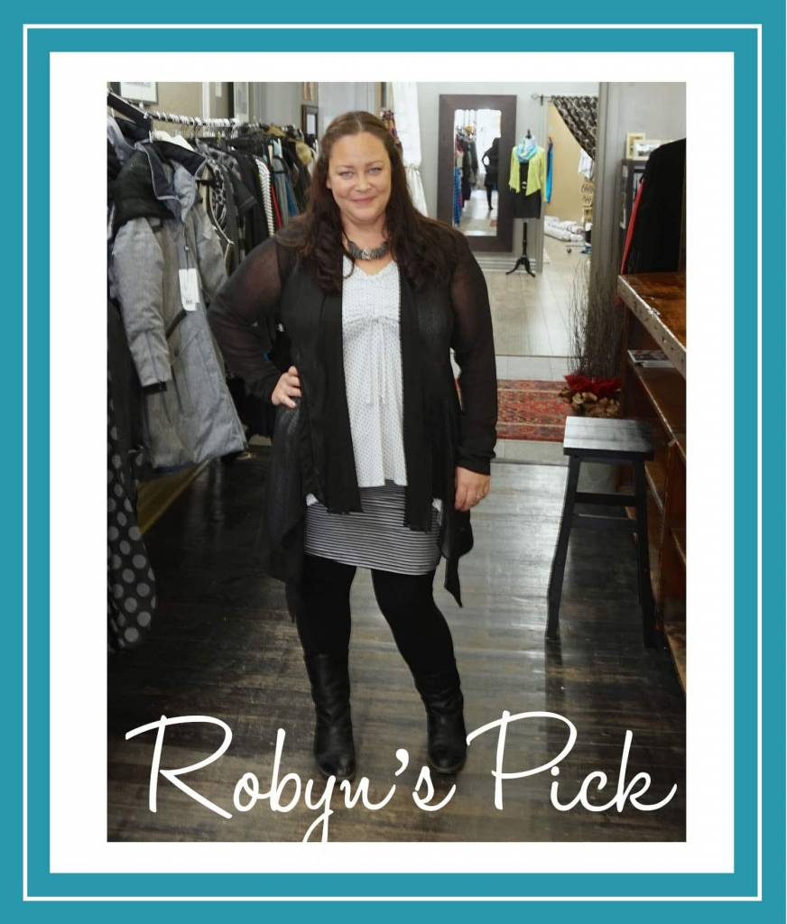 Robyn's Pick - Patterned Perfection