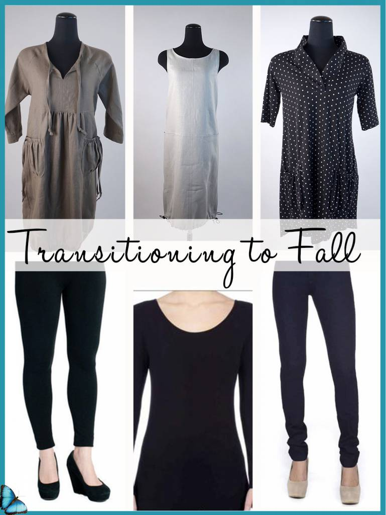 Three Pieces To Take You Into Fall