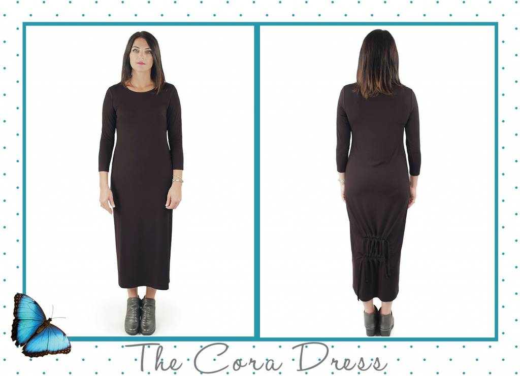 Essential LBD: The Cora Dress