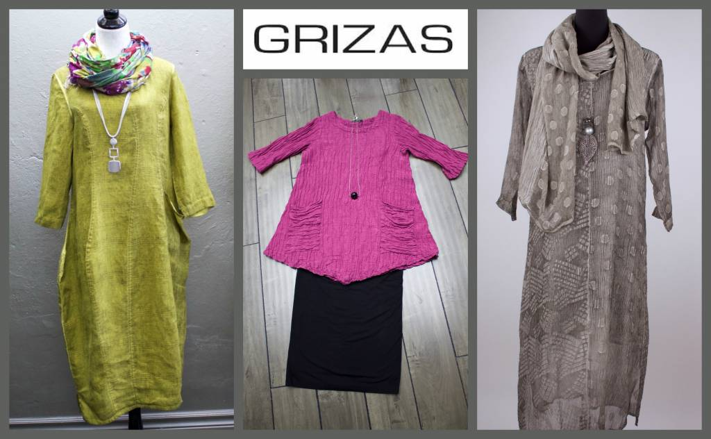 GRIZAS Spring Summer just arrived!