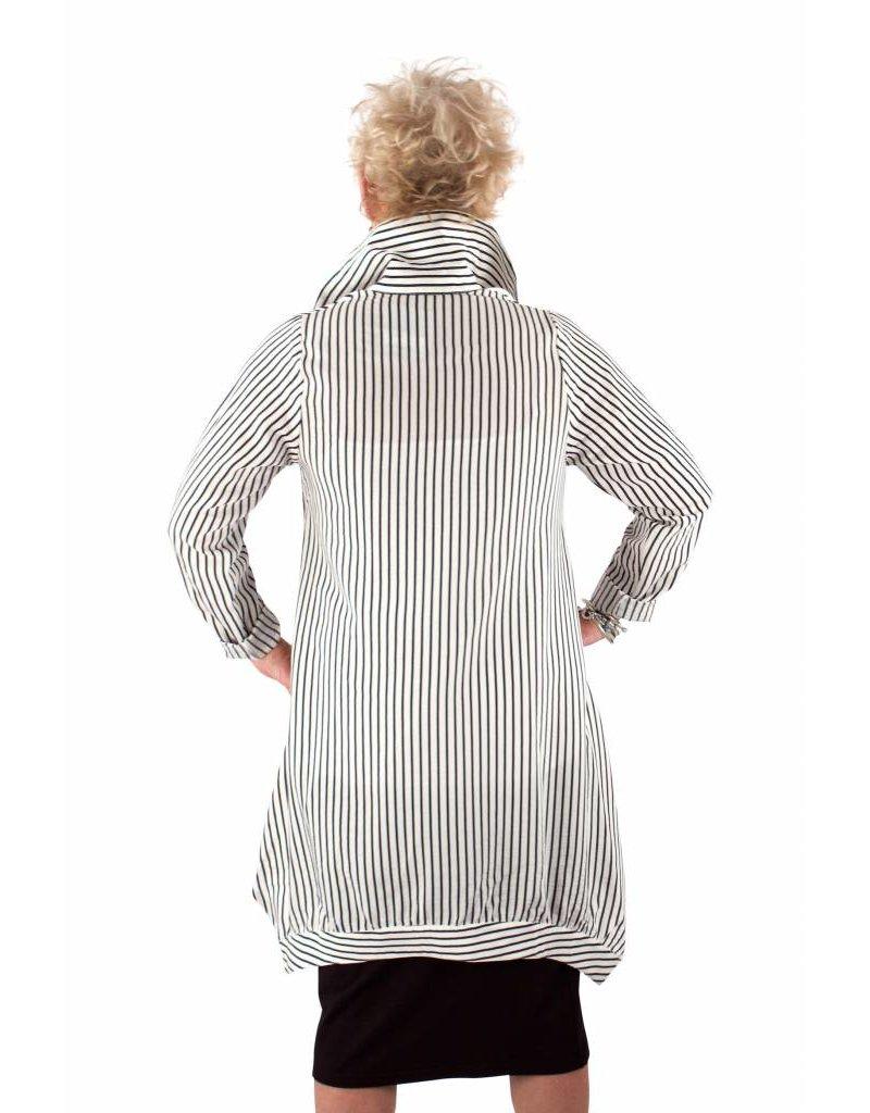 L&B- The Shirt in Stripes