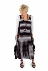 L&B- Issey Dress- Stripe