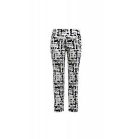 Up Up Pants- Matrix Petal Slit
