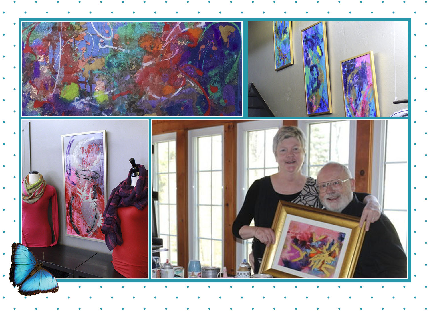 David Drum and Barb Vance Fine Art
