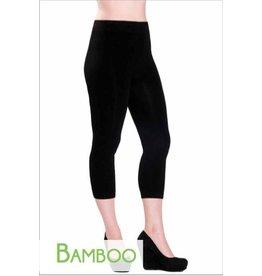 C'est Moi Bamboo Crop Leggings- PLUS SIZE