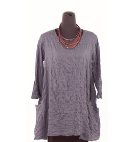 Cut Loose Cut Loose- Tunic pockets in Tide