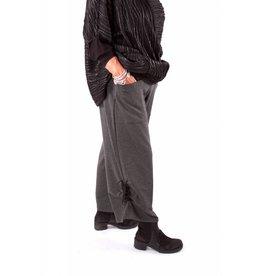 Lousje & Bean L&B- Emmy Tie Pants Bamboo|Charcoal