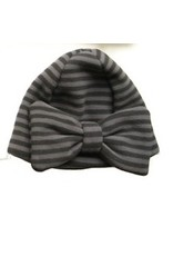 Boris Boris- Bow Hat in Stripes