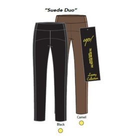 Up UP!- Suede Duo Pant